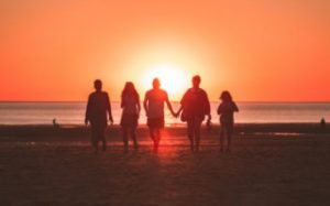 life-insurance-family-beach