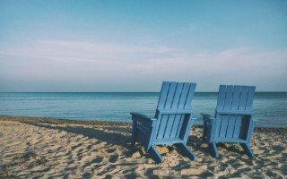 retirement-on-beach