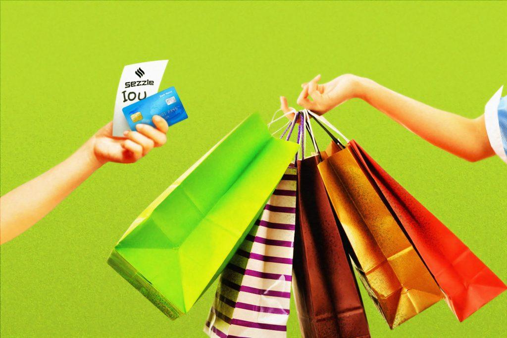 shopping checkout
