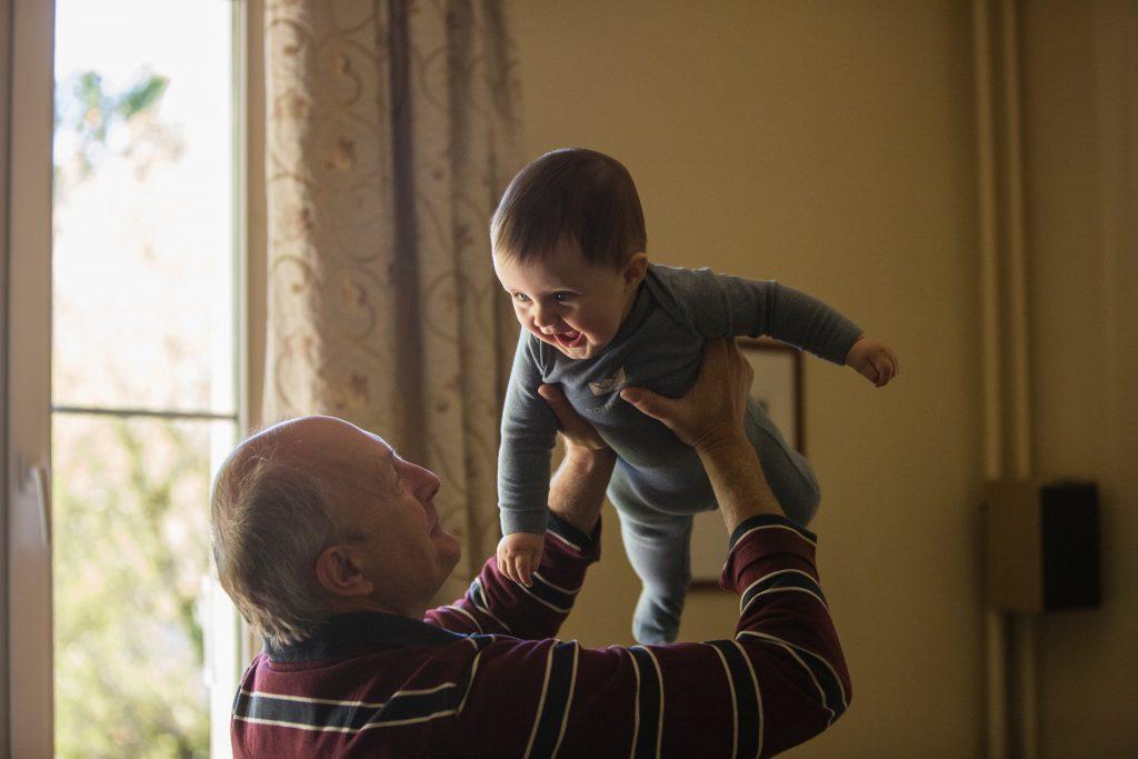 estate tax planning for retired grandpa