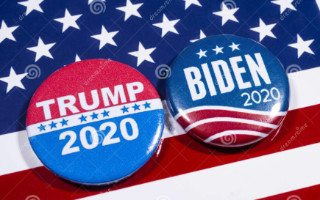 Trump vs bide 2020 presidential election