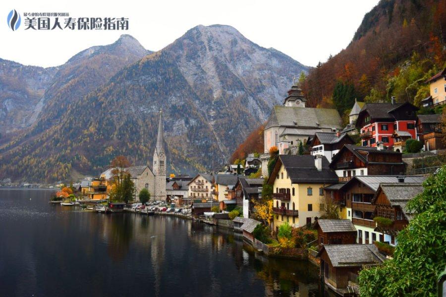 best retirement austria