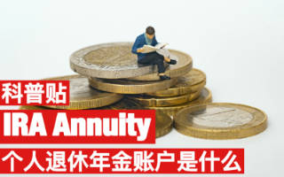 Ira annuity feature