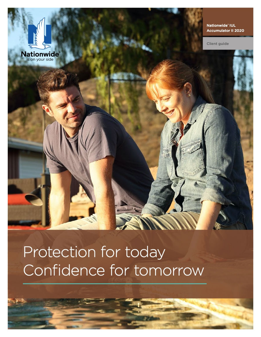 Nationwide Indexed UL Accumulator II Product Brochure