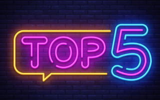 Top5 indexed life