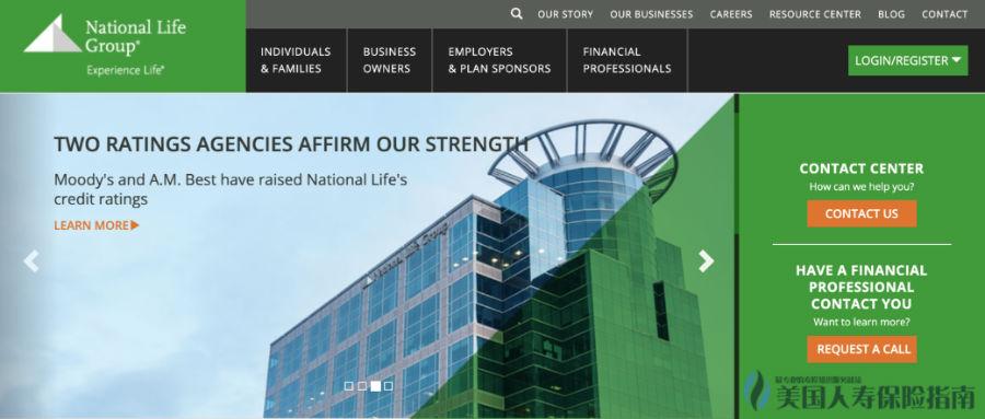 national life group website